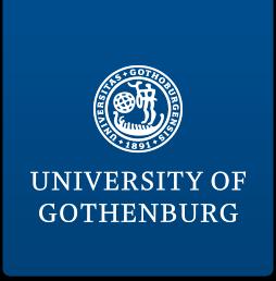 Logo University of Gothenburg